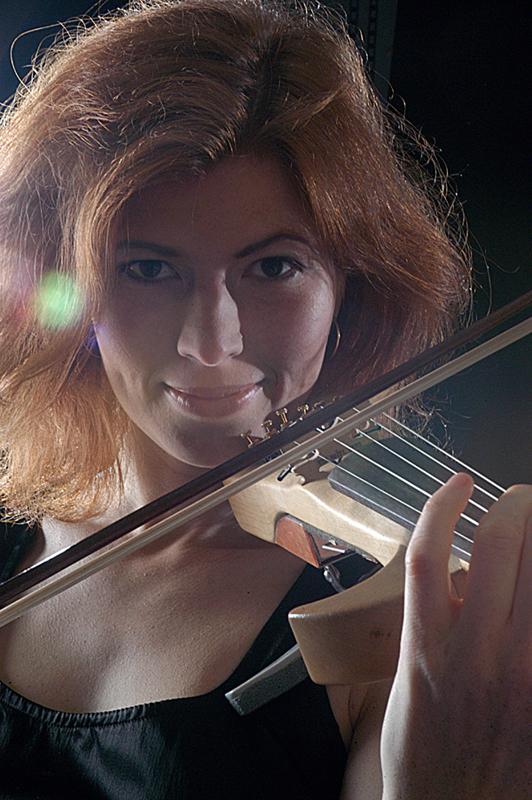 Lenka Zupkova - Violine